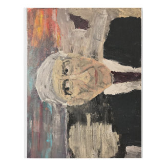 I Reluctantly Accept This Duty - Canvas Print