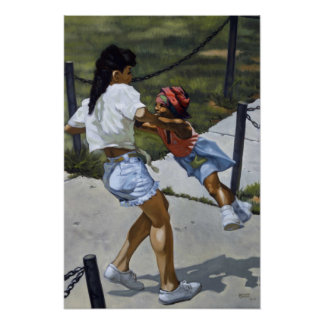 I Remember Lovejoy Lane - Customized Poster