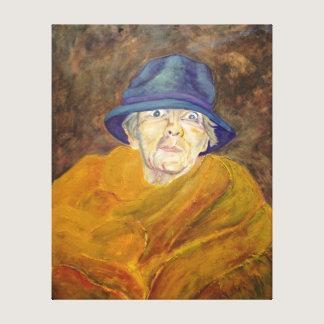 I Remember Mama Canvas Print
