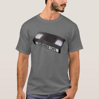 I REMEMBER TAPE Design T-Shirt
