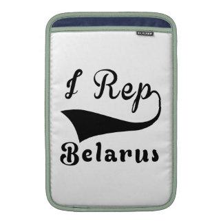 I Rep Belarus Sleeve For MacBook Air
