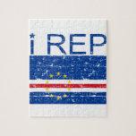 I Rep Cape Verde Jigsaw Puzzles