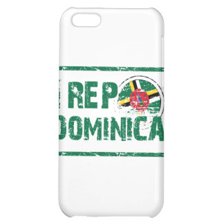 I rep Dominica Cover For iPhone 5C