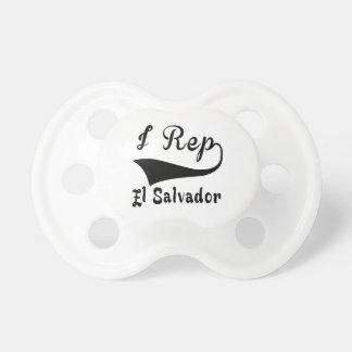 I Rep El Salvador Pacifier