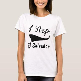 I Rep El Salvador T-Shirt