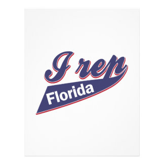 I Rep Florida Letterhead
