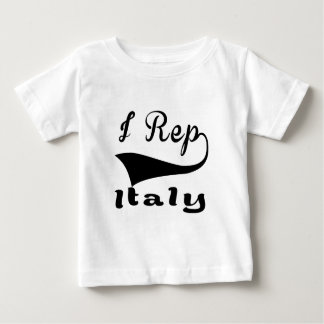 I Rep Italy Baby T-Shirt