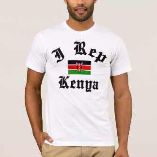 I rep Kenya T-Shirt