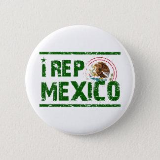 I rep mexico button