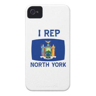 I Rep New York Designs iPhone 4 Case
