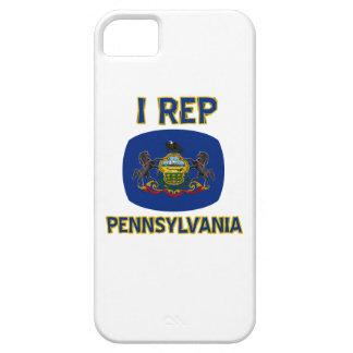 I Rep Pennsylvania Designs iPhone 5 Covers