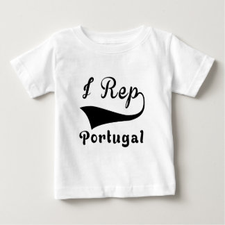 I Rep Portugal Baby T-Shirt