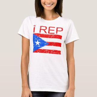 I rep Puerto Rico T-Shirt