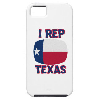 I Rep Texas designs Cover For iPhone 5/5S