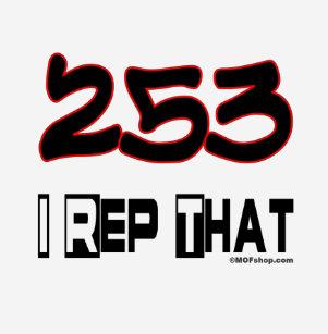 253 area code