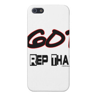 I Rep That 601 Area Code Cover For iPhone SE/5/5s