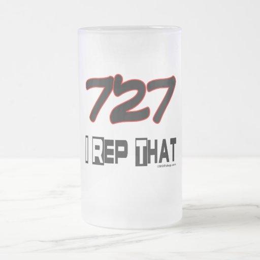 727 area code