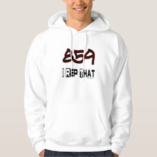 I Rep That 859 Area Code Hoodie
