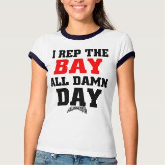 I rep the Bay Ringer Tee Shirt