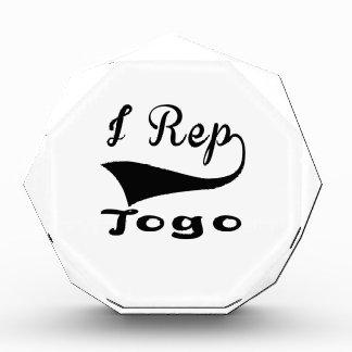 I Rep Togo Award
