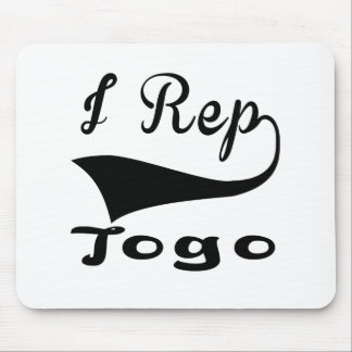 I Rep Togo Mouse Pad