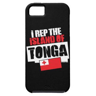 I Rep TONGA iPhone 5 Cases