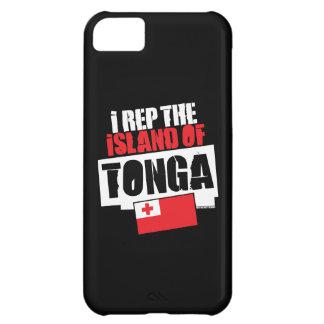 I Rep TONGA iPhone 5C Cover