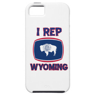 I Rep Wyoming iPhone 5 Cover