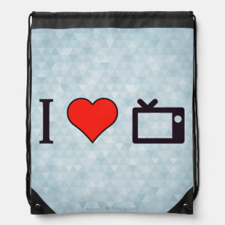 I representaciones visuales del corazón mochila