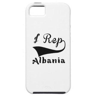 I representante Albania iPhone 5 Funda