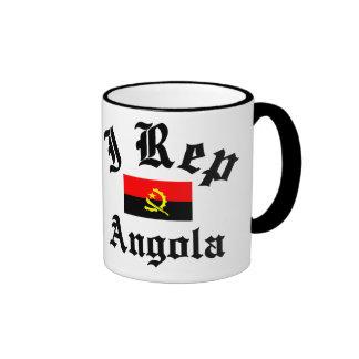 I representante Angola Taza De Dos Colores
