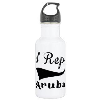 I representante Aruba Botella De Agua