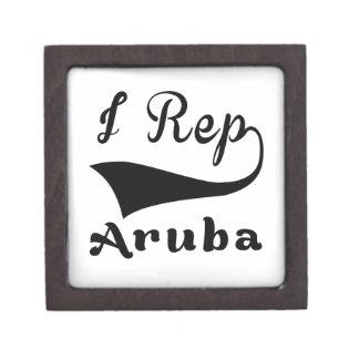 I representante Aruba Caja De Regalo De Calidad