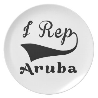 I representante Aruba Plato