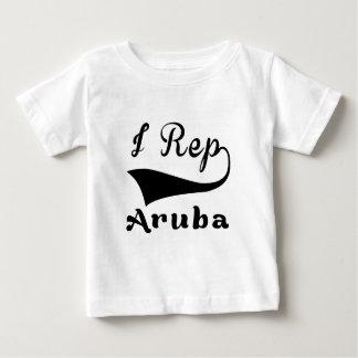 I representante Aruba Playera De Bebé