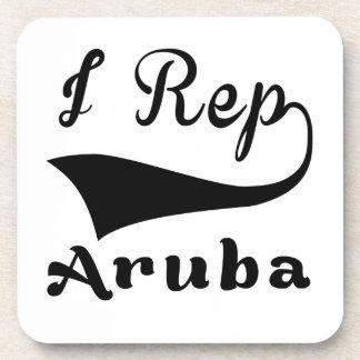 I representante Aruba Posavasos De Bebidas