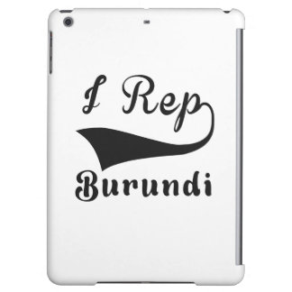 I representante Burundi