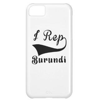 I representante Burundi Carcasa Para iPhone 5C