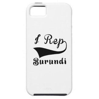 I representante Burundi Funda Para iPhone SE/5/5s
