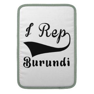 I representante Burundi Fundas Para Macbook Air
