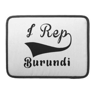 I representante Burundi Fundas Para Macbook Pro