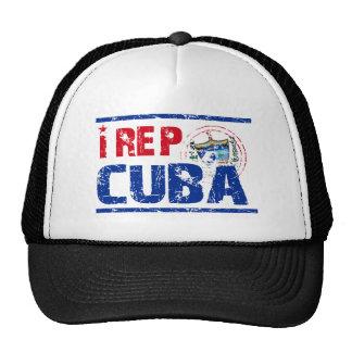 I representante Cuba Gorros