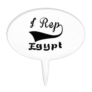 I representante Egipto Palillos De Tarta