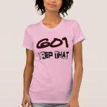 I representante ese código de área 601 camiseta