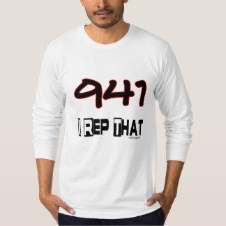I representante ese código de área 941 camisas