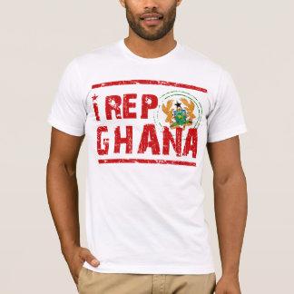 I representante Ghana Playera