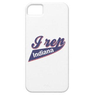 I representante Indiana iPhone 5 Carcasas