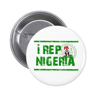 I representante Nigeria Pins