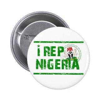 I representante Nigeria Pin
