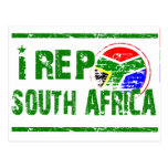 I representante Suráfrica Postales